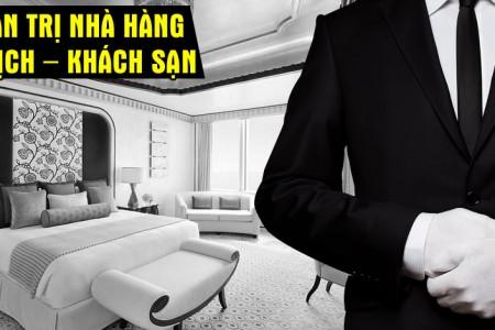 Làm thế nào để thành công ở vị trí quản lý khách sạn?
