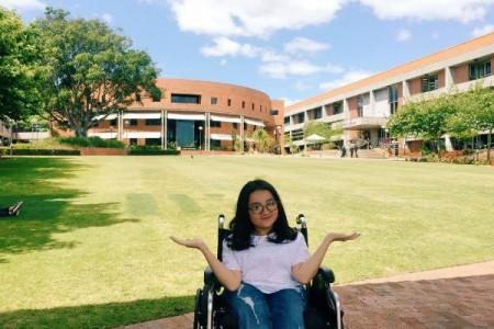 Nghe cô gái xương thủy tinh Phương Anh chia sẻ về cuộc sống tại Úc