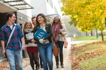 10 suất học bổng 100% học phí từ INTO UEA