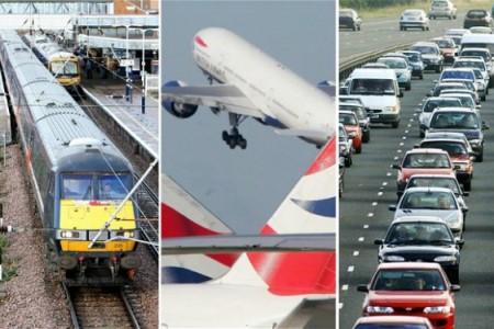Tìm hiểu về các phương tiện đi lại tại Anh Quốc