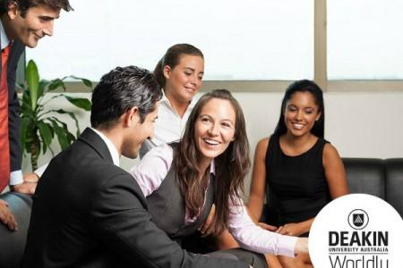 Khóa học MBA trực tuyến của đại học Deakin được xếp hạng 16 trên toàn thế giới thế giới