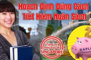Kaplan Singapore - một trong những học viện lớn và hiện đại nhất Singapore