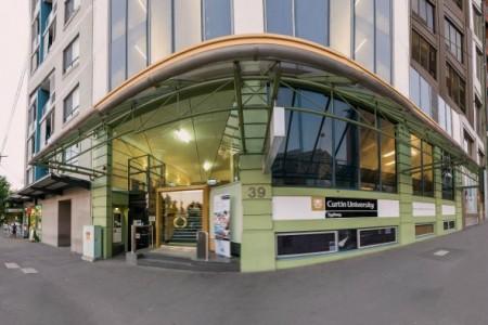 Đại học Curtin - một trong những đại học lớn nhất bang Tây Úc