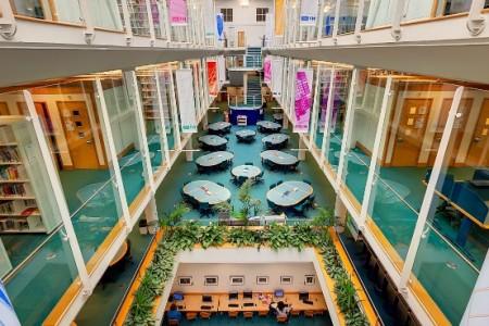 Đại học Hertfordshire - Trường có cơ sở vật chất, tiện nghi học tập tốt nhất tại Vương quốc Anh