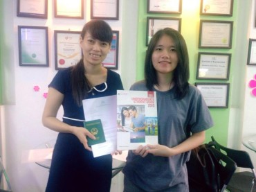 Du học Úc - Lê Hồng Thuận